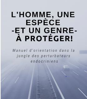Le livre pour vous protéger des perturbateurs endocriniens